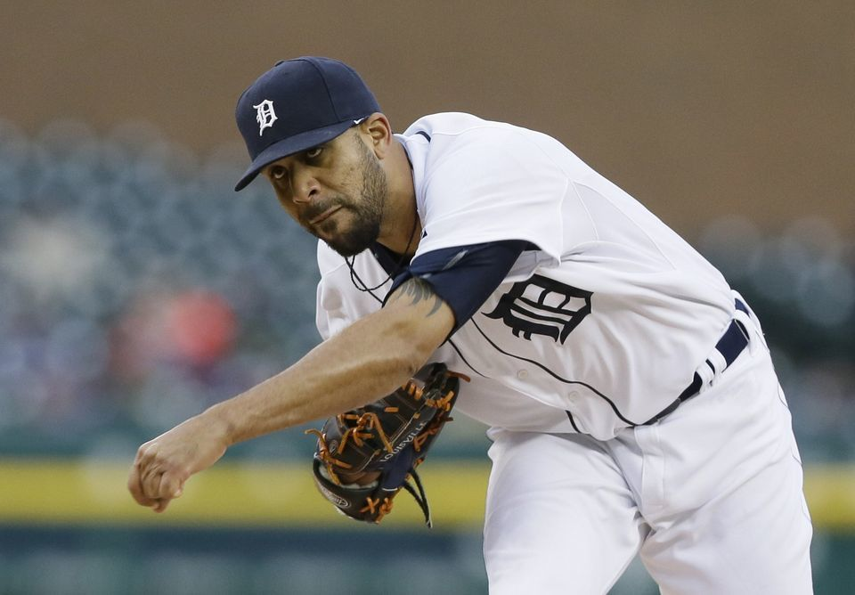david price tigers pitcher american league 2015