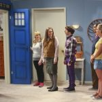 dr who door for amy sheldon big bang theory 2015