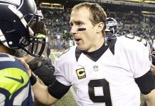 drew brees not for sale from new orleans saints