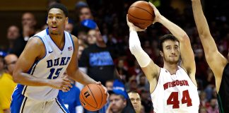 duke vs wisconsin ncaa final four 2015