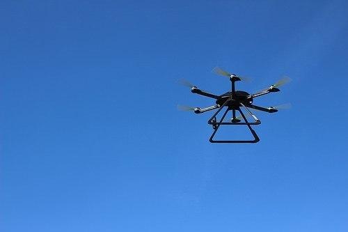 flying eye drone pop tech 2015