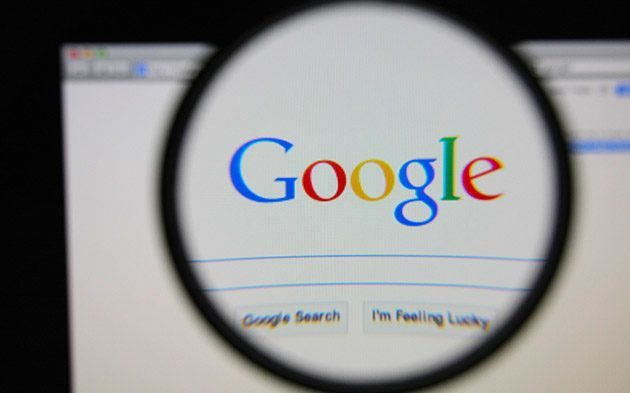 google manipulating search data 2015