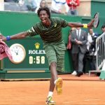 gael monfils smiling for tomas berdych 2015 monte carlo masters
