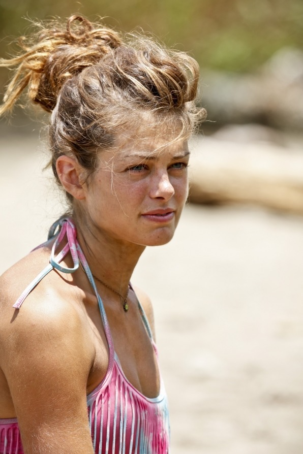 hali ford about to get voted off survivor worlds apart ep 8 2015
