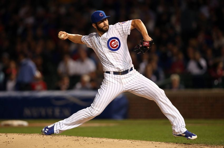 jake arrieta chicago cubs top man for national league mlb 2015