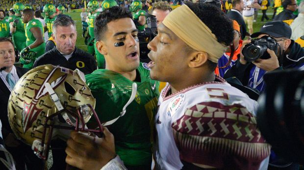 jameis winston and marcus mariota top picks for 2015 nfl draft