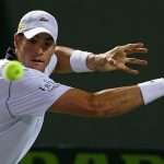 John Isner Knocks Out Kei Nishikori For Semi-finals