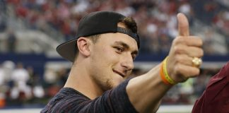 johnny manziel working post rehab pr 2015