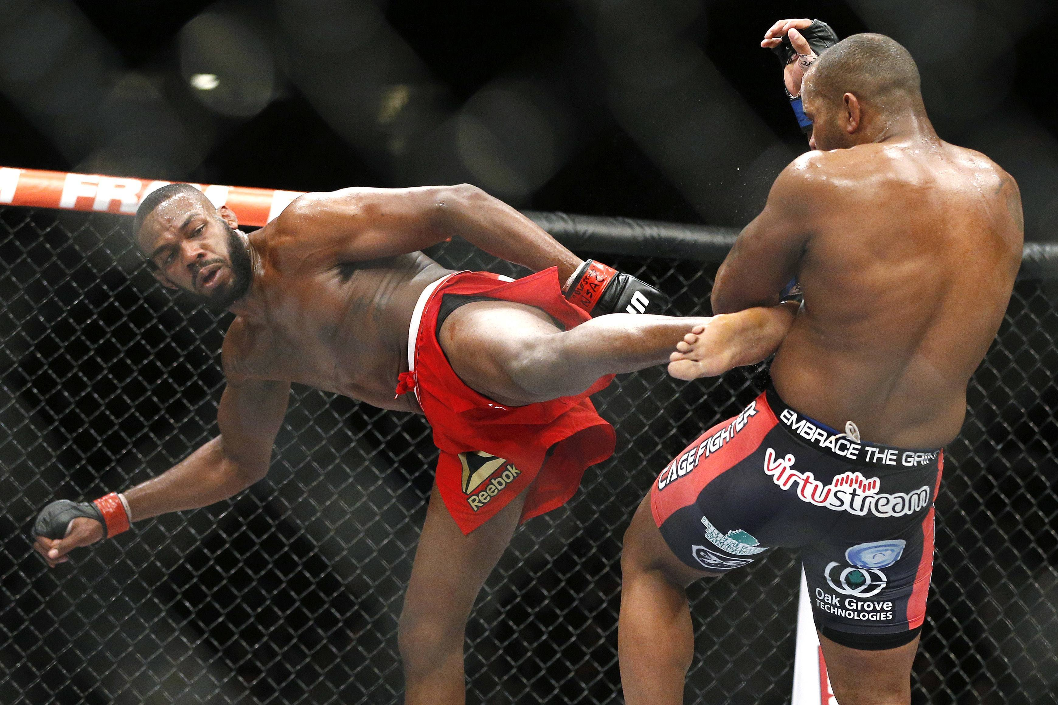 Jon Jones, Daniel Cormier