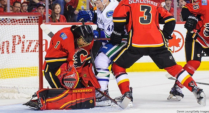 jonas hiller star goalie flames for 2015 stanley cup playoffs nhl