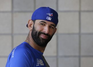 jose bautista home run bottom boy 2015 mlb