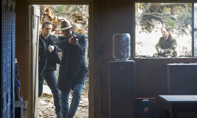 justified raylon breaking in fugitive number one recap 2015