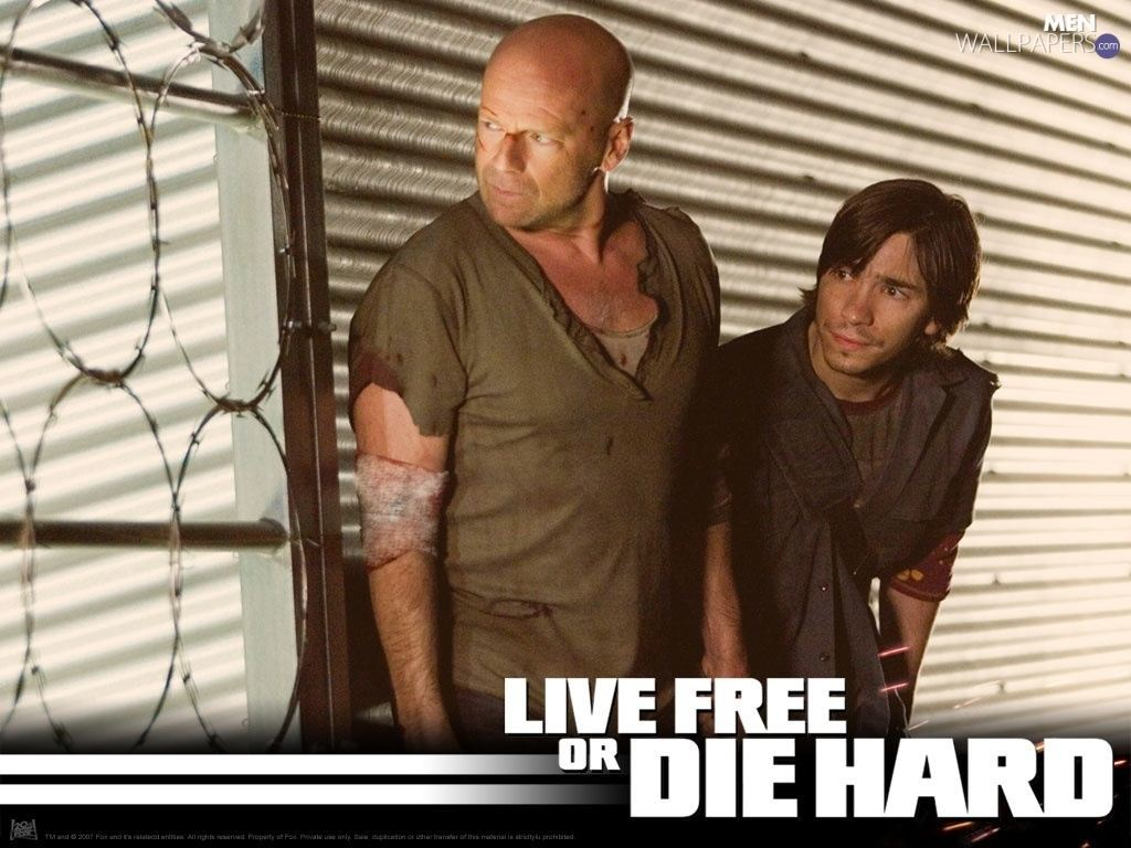 justin long matt garrett in live free or die hard about media censorship 2015