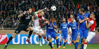 juventus beats monaco serie a soccer 2015