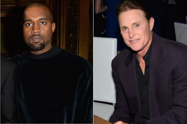 kanye west was bruce jenners biggest defender to kim kardashian 2015 gossip