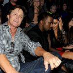 kanye west was bruce jenners biggest defender to kim kardashian 2015 gossip
