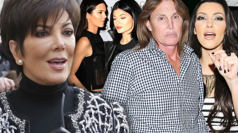 kardashian family kris jenner support bruce jenner transition now 2015