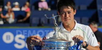 kei nishikori continues momentum with 2015 barcelona open