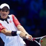 kei nishikori killing it at barcelona open 2015