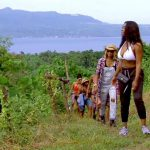 kenya moore on top of volcano real housewives of atlanta 2015 images