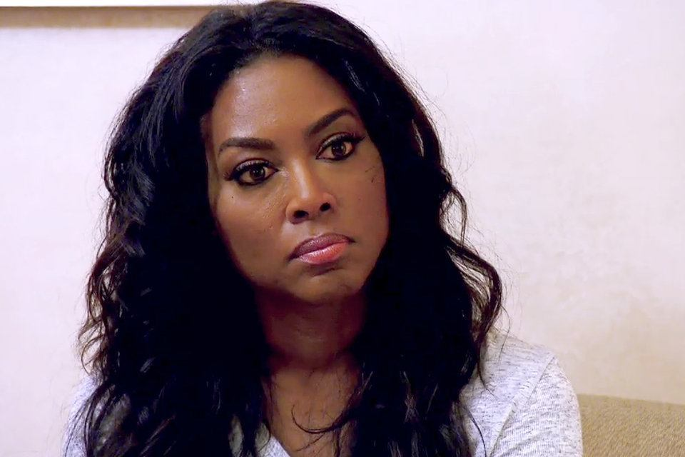 kenya moore talking to phaedra parks intense real housewives of atlanta 2015
