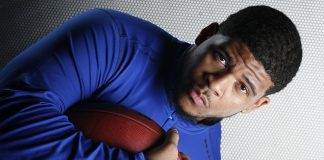 La'El Collins big nfl draft pick 2015 images