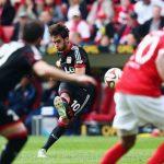 leverkusen beats mainz bundesliga 2015 soccer