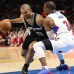 los angeles clippers vs san antonio spurs nba playoffs 2015