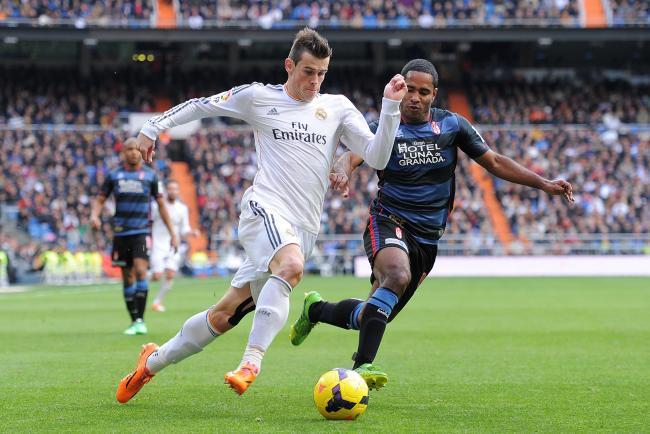 los blancos vs real madrid la liga 2015
