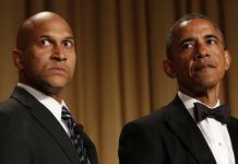 luther keegan michael key with president obama 2015 gossip