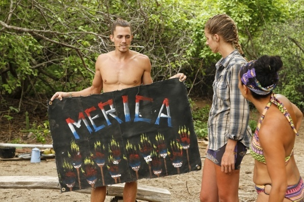 survivor worlds apart ep 6 kelly remington gone images 2015