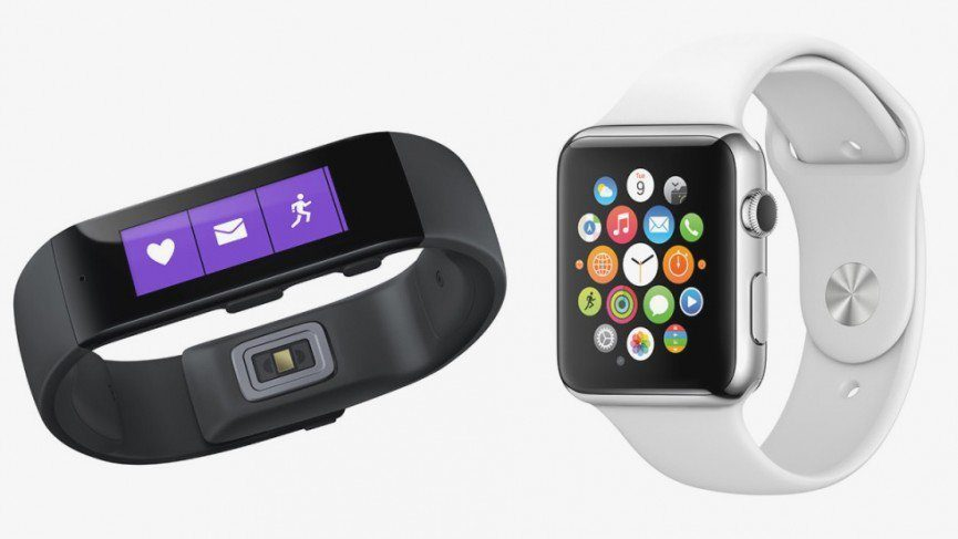 microsoft band vs apple watch who will win watch wars
