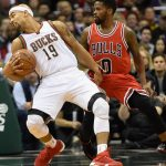 milawaukee bucks beat bulls game 4 nba 2015