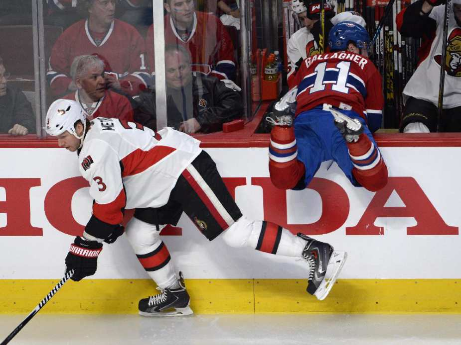 montreal canadians beat off ottawa senators nhl 2015