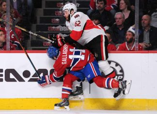montreal canadians beat senators game one 2015 nhl stanley cup