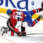 montreal canadians leading ottawa senators 2015 stanley cup playoffs nhl