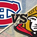 montreal canadians vs ottawa senators nhl 2015
