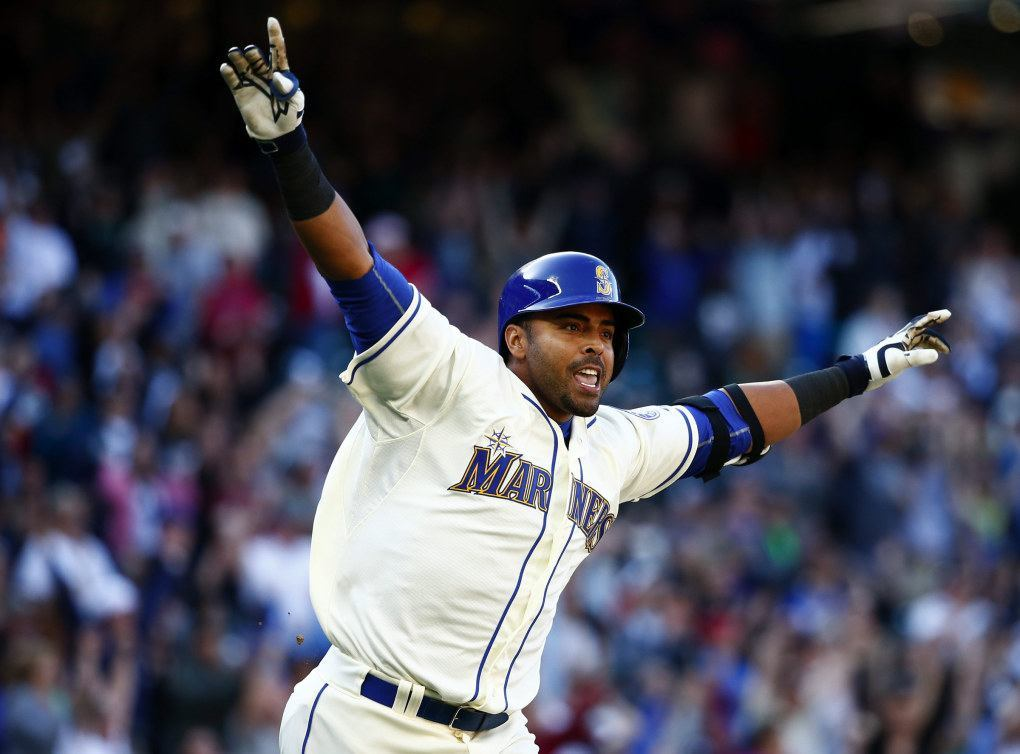nelson cruz top showman for american league baseball mlb 2015