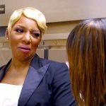 nene leakes not wanting claudia jordan around real housewives of atlanta 2015