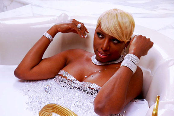 nene leakes rich bitch face real housewives of atlanta 2015
