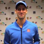 novak djokovic answer smile fan quetions 2015