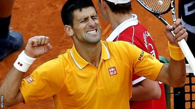 novak djokovic wins 2015 monte carlo masters title beating tomas berdych