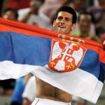 novak djokovic davis cup winner shirtless tennis 2015