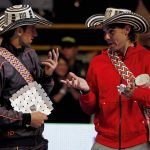 novak djokovic mexican wear with rafael nadal