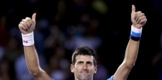 novak djokovic wins 2015 miami open title crown images