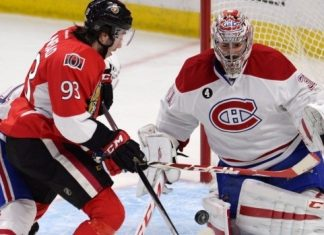 ottawa senators vs montreal canadians stanley cup playoffs