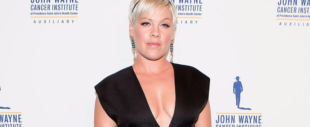 pink thinks fat is fine on her 2015 gossip