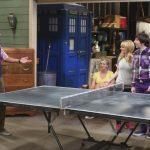 raj plays ping pong with penny big bang theory 2015
