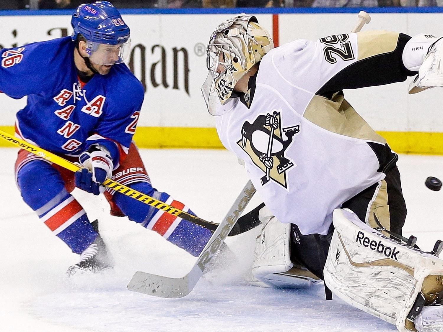 rangers vs penguins nhl 2015 stanley cup images