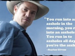 raylan givesn best justified quotes 2015